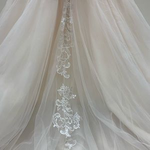 Mary's Bridal Dresses - Mary's Bridal Strapless Wedding Dress